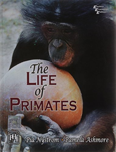 9788120343566: The Life of Primates