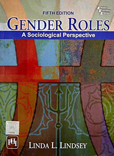 9788120343627: Gender Roles,5/ed