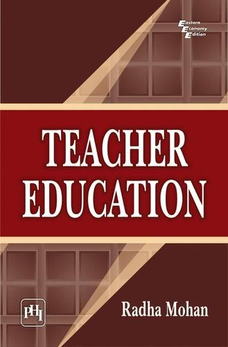 Teacher Education: Radha Mohan