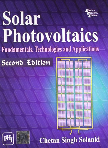 9788120343863: Solar Photovoltaics: Fundamentals, Technologies and Applications