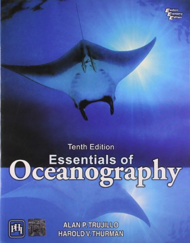 9788120344143: Essentials of Oceanography, 10th Edition (Eastern Economy Edition)