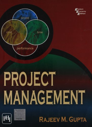 Project Management: Rajeev M. Gupta