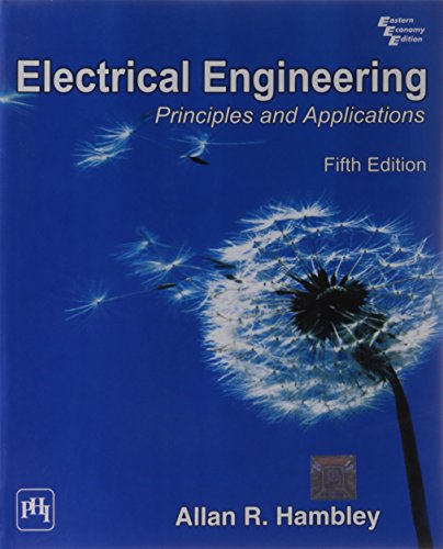 Electrical Engineering: Principles and Applications (Fifth Edition): Allan R. Hambley