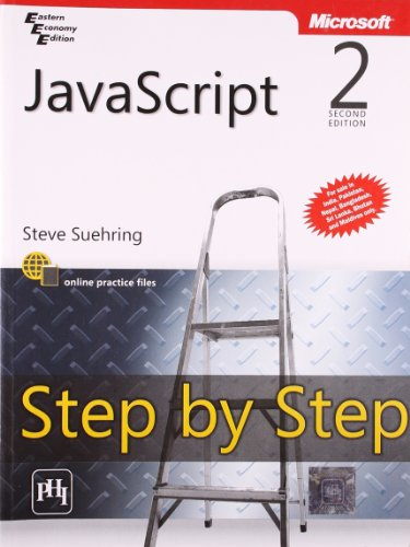 9788120344426: JAVASCRIPT: STEP BY STEP