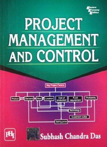 Project Management and Control: Subhash Chandra Das