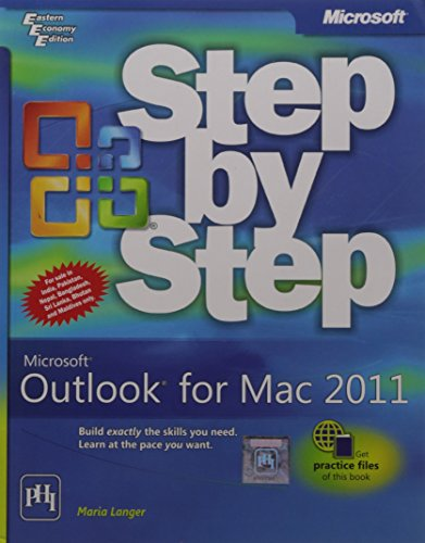 Microsoft® Outlook® for Mac 2011 Step by Step: Maria Langer