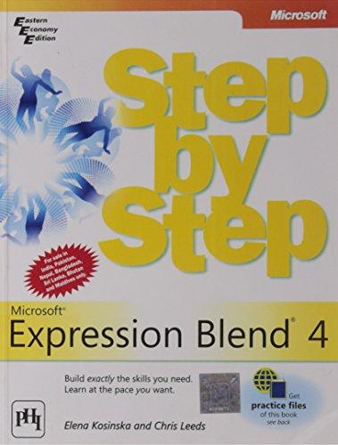 Microsoft® Expression Blend®: Step by Step: Kosinska & Leeds