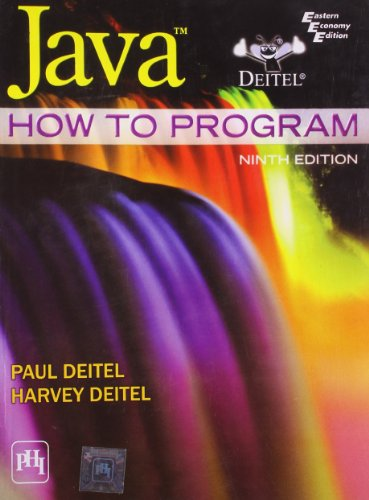 9788120345027: Java How to Program