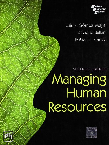 9788120345034: Managing Human Resources