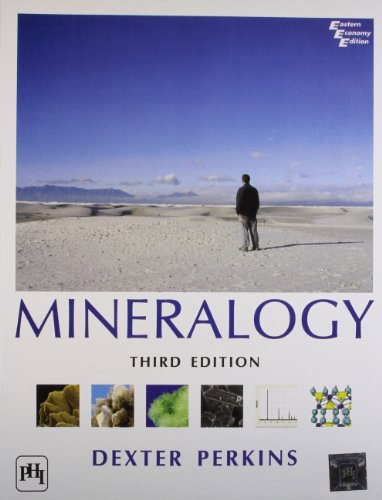 9788120345089: Mineralogy (University of North Dakota)