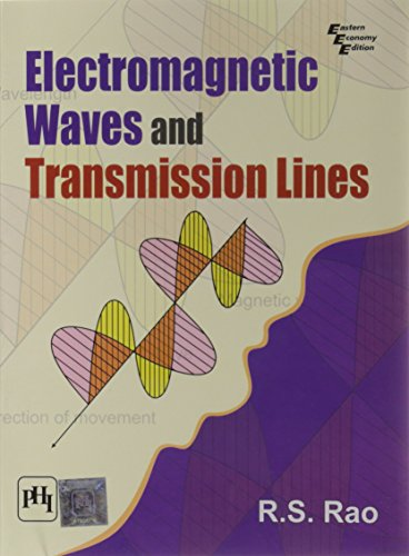 9788120345157: Electromagnetic Waves and Transmission Lines