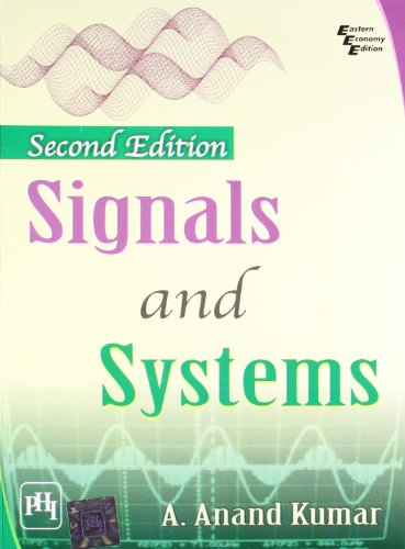 9788120345614: Signals and Systems
