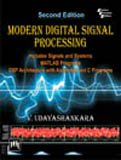 Modern Digital Signal Processing: Includes Signals and: V. Udayashankara