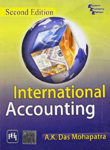 9788120345720: International Accounting