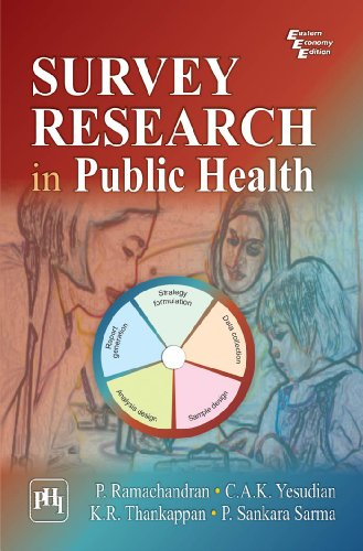 9788120345959: Survey Research in Public Health