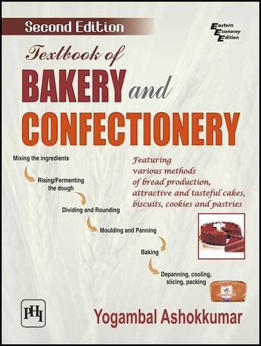 9788120346031: Textbook of Bakery and Confectionery: Second Edition