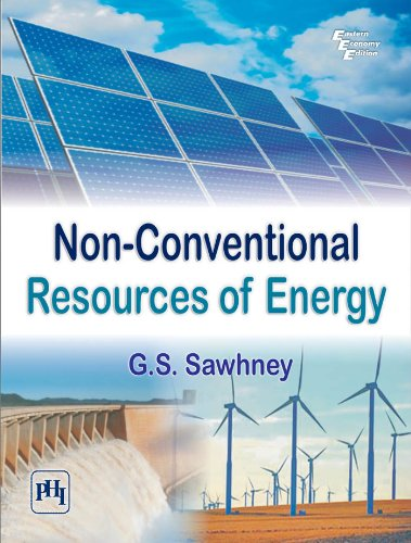 NON CONVENTIONAL ENERGY RESOURCES: SAWHNEY