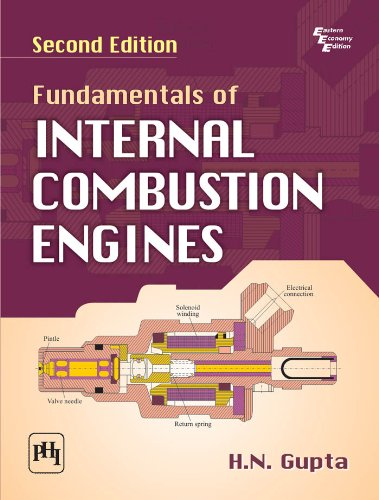 Fundamentals of Internal Combustion Engines, 2nd ed.