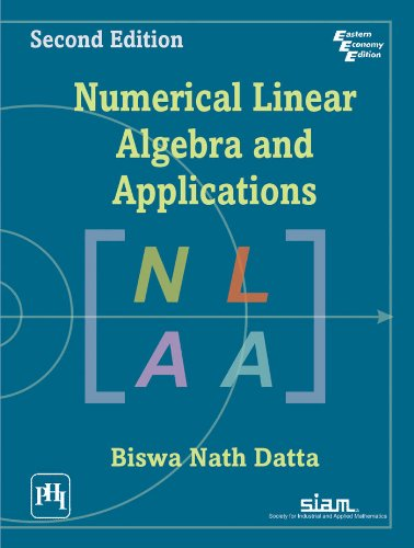 9788120346833: Numerical Linear Algebra and Applications