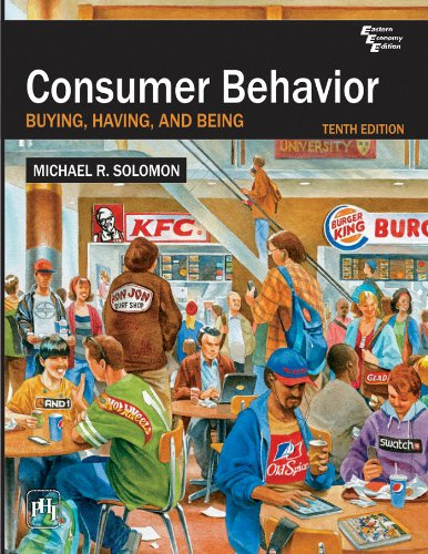 9788120346987: CONSUMER BEHAVIOR—BUYING, HAVING AND BEING, 10TH ED.