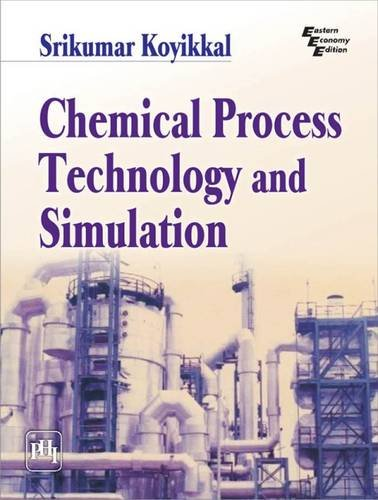 9788120347090: Chemical Process Technology and Simulation