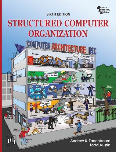 Structured Computer Organization: Andrew S Tanenbaum