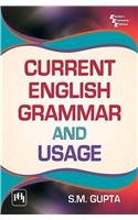 9788120347434: Current English Grammar and Usage
