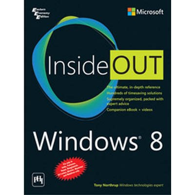 9788120347731: Windows 8 Inside Out?