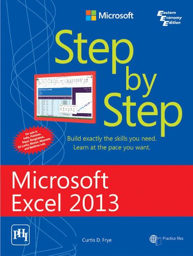 9788120347885: MICROSOFT EXCEL 2013 STEP BY STEP