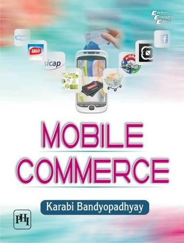 Mobile Commerce: Karabi Bandyopadhyay