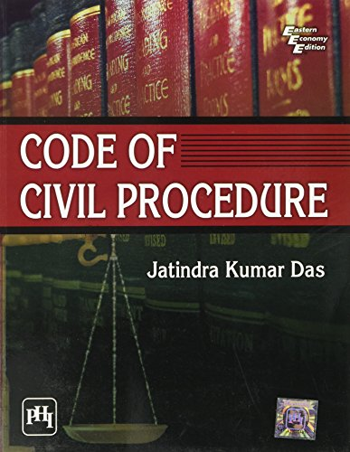 Code of Civil Procedure: Jatindra Kumar Das