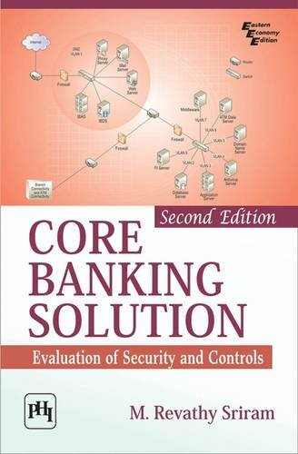 Core Banking Solution Evaluation of Security and: M. Revathy Sriram