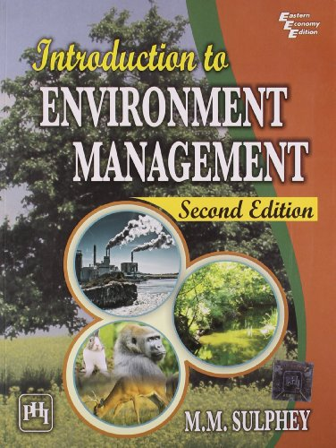 Introduction to Environment Management: M. M. Sulphey