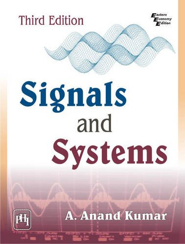 9788120348400: Signals and Systems