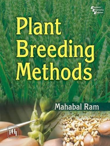Plant Breeding Methods: Mahabal Ram