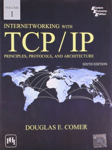 Internetworking with Tcp/ip Volume One (Edn 6): Comer, Douglas E.