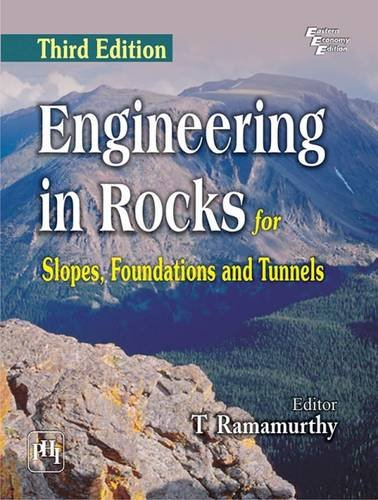 9788120348790: Englineering in Rocks for Slopes, Foundations and Tunnels
