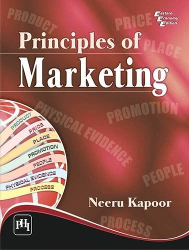 Principles of Marketing: Neeru Kapoor