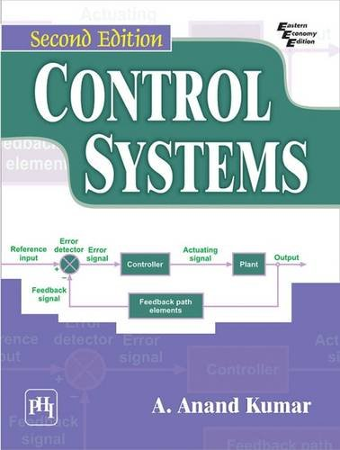 9788120349391: Control Systems