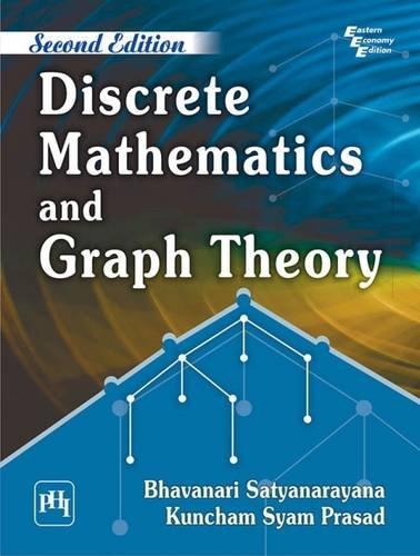9788120349483: Discrete Mathematics and Graph Theory