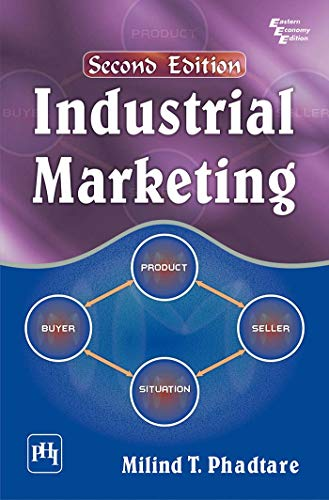 9788120350052: Industrial Marketing