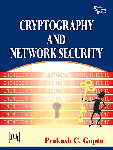 Cryptography and Network Security: Prakash C. Gupta