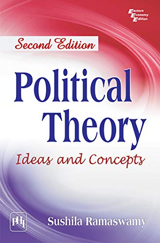 9788120350489: Political Theory: Ideas and Concepts