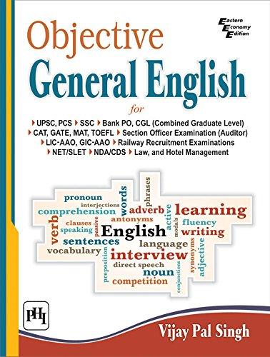 Objective General English (english) 2nd Edition Pdf