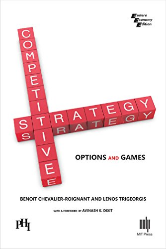 9788120351011: COMPETITIVE STRATEGY: OPTIONS AND GAMES