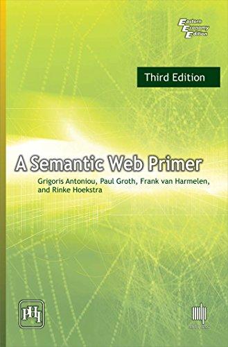 9788120351035: Semantic Web Primer 3 Ed