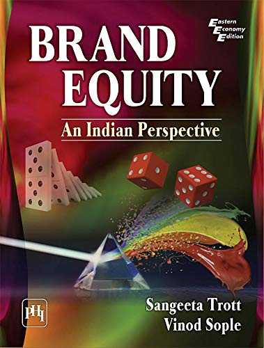 Brand Equity: An Indian Perspective: Sangeeta Trott,Vinod V.