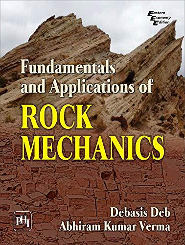 FUNDAMENTALS AND APPLICATIONS OF ROCK MECHANICS: DEB/VERMA