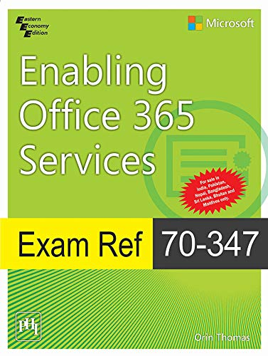 9788120351905: Enabling Office 365 Services Exam Ref 70 347