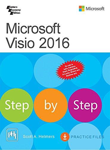 9788120351998: MS VISIO 2016 STEP BY STEP